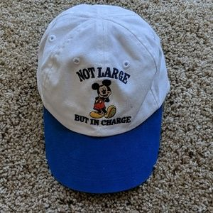 NWT MICKEY MOUSE HAT